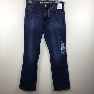 Lee Extreme Motion Jeans 34X34 Echo Bootcut